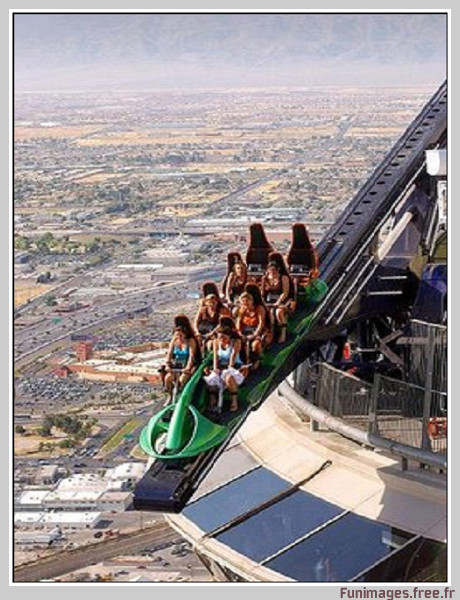 funimages image photo insolite las vegas parc attraction