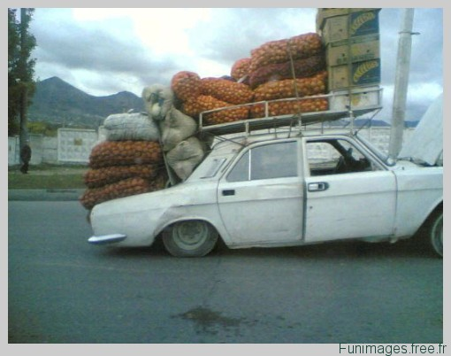 funimages image photo insolite humour drole vehicule voiture velo